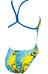 arena Underwater L badpak Dames blauw